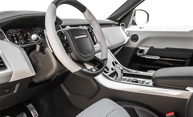 Land Rover Range Rover Sport SVR 2018 - 1