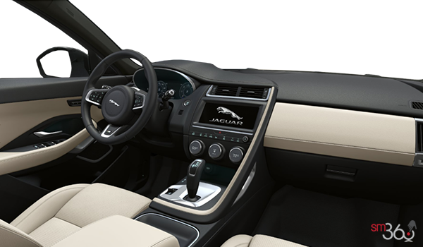 2019 Jaguar E-Pace R-DYNAMIC SE