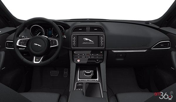 Jaguar F-Pace S 2019