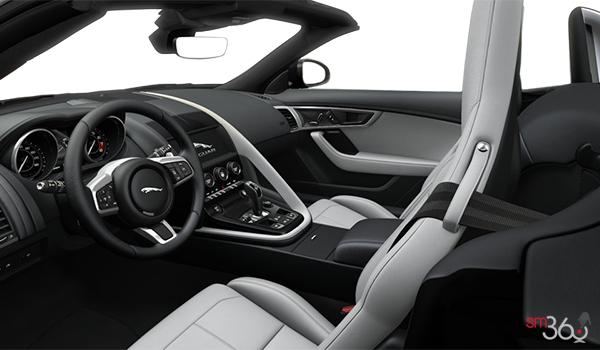 Jaguar F-Type Décapotable R-DYNAMIC AWD 2019