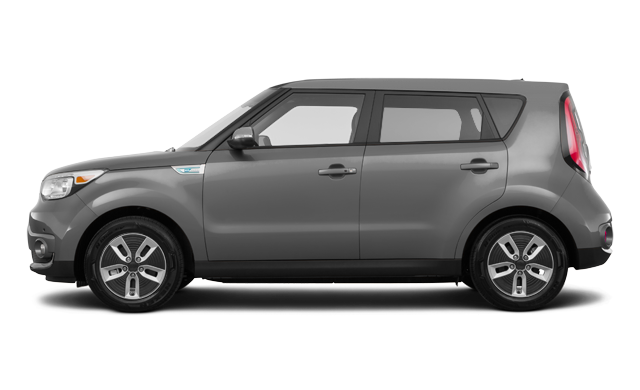 2019 Kia Soul EV Luxury Sunroof