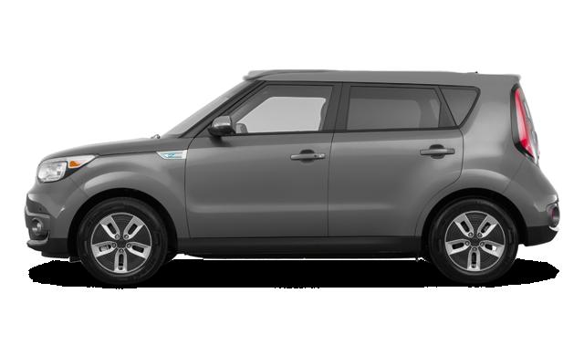 Kia Soul EV Luxury Sunroof 2019