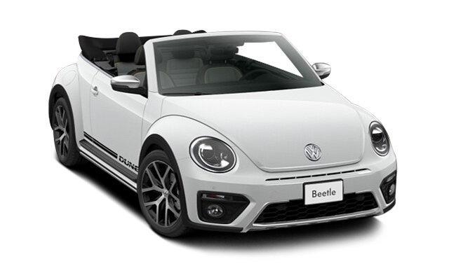 Volkswagen Beetle Convertible Dune 2019 - 2