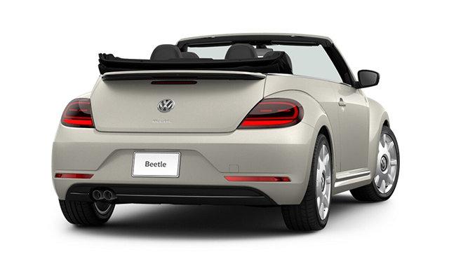 Volkswagen Beetle décapotable Wolfsburg Edition 2019 - 3
