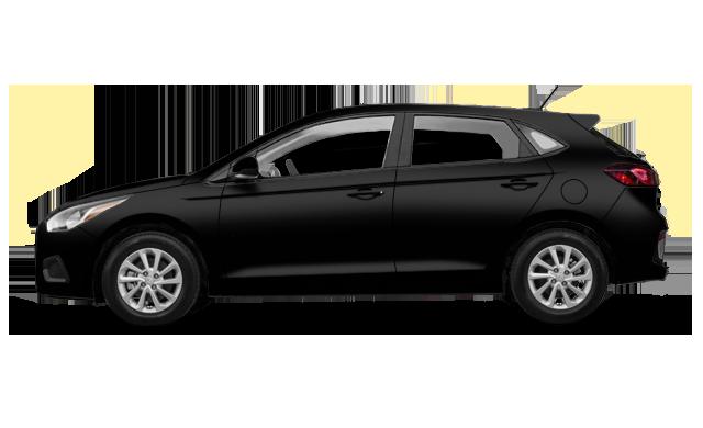Hyundai Accent 5 doors Preferred  2020