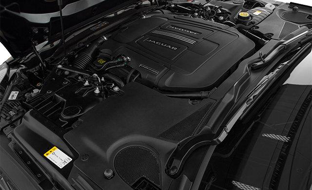 Jaguar F-Type R-DYNAMIC COUPÉ 2020 - 3