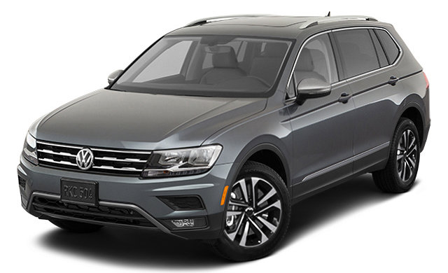 2021 Volkswagen Tiguan United Edition - Starting at $39217 ...