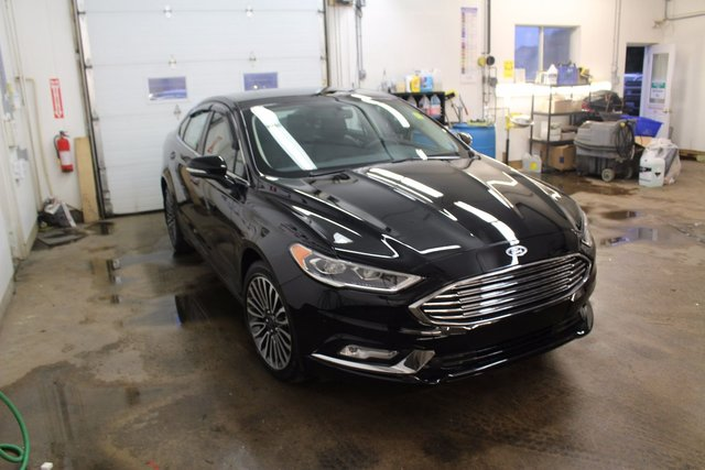 2017 Ford Fusion 2 0 Ecoboost >> 2017 Ford Fusion Se 2 0l 4 Cyl Ecoboost Automatic Awd 4d Sedan New