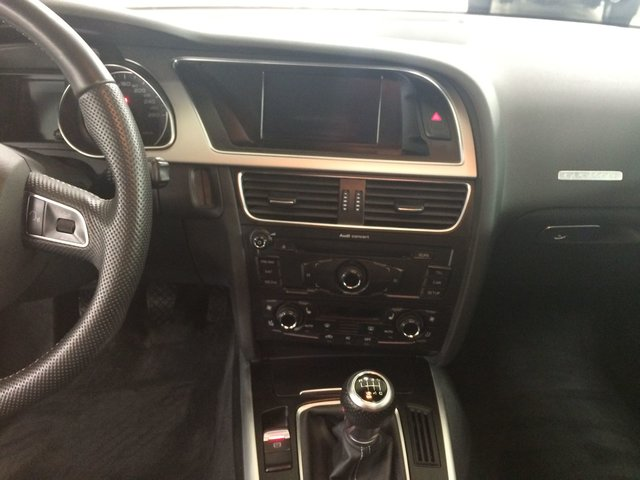 2012 Audi A5 2 0T Prem 6sp man qtro Cpe Keyless start