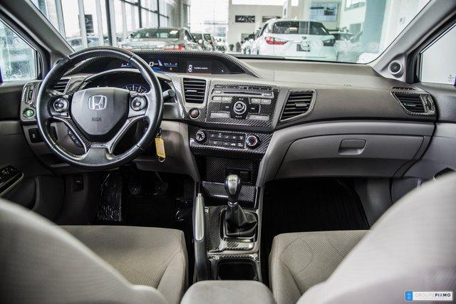 2012 honda civic ex manual transmission