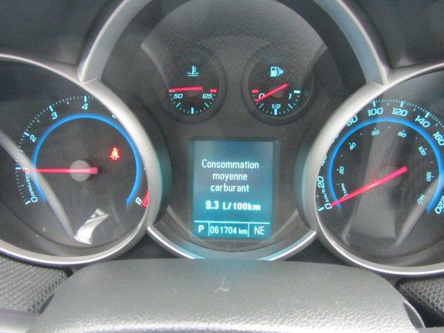 Chevrolet Cruze LT Turbo w/1SA 2012 TRES PROPRE !!