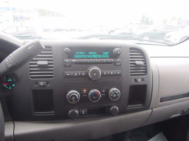 Chevrolet Silverado 1500 WT 2012 4X4  V8 5.3L