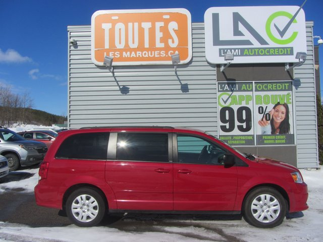 Dodge Grand Caravan SXT 2013 TRES PROPRE !!!! STOW 'N GO