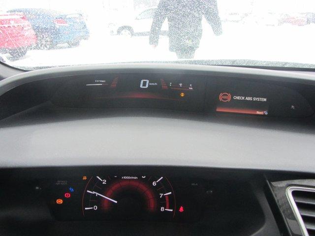 Honda Civic Sedan Si 2015 FAITES VITE !!!!