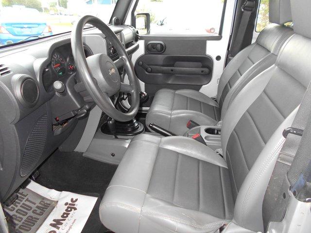 Jeep Wrangler X 2009 TRÈS PROPRE 54283 KILO