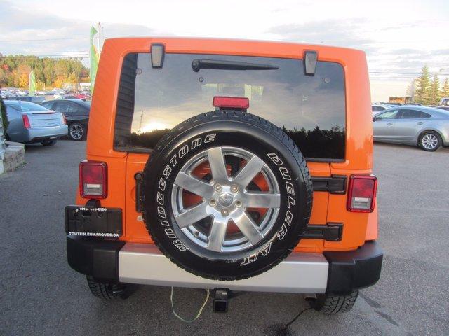 Jeep Wrangler SAHARA 2013 TRES PROPRE