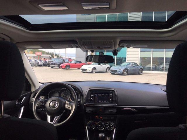 Mazda CX-5 GS 2.5L TOIT OUVRANT SKYACTIV 2014 CX5 GS TOIT OUVRANT SKYACTIV