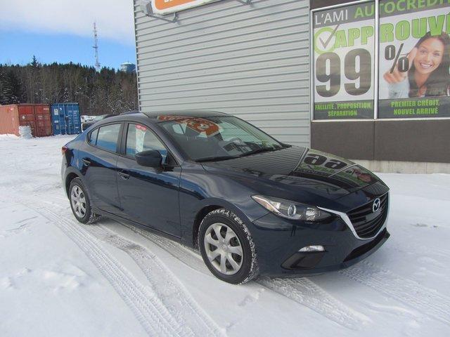 Mazda Mazda3 GX-SKY 2014 COMME NEUF