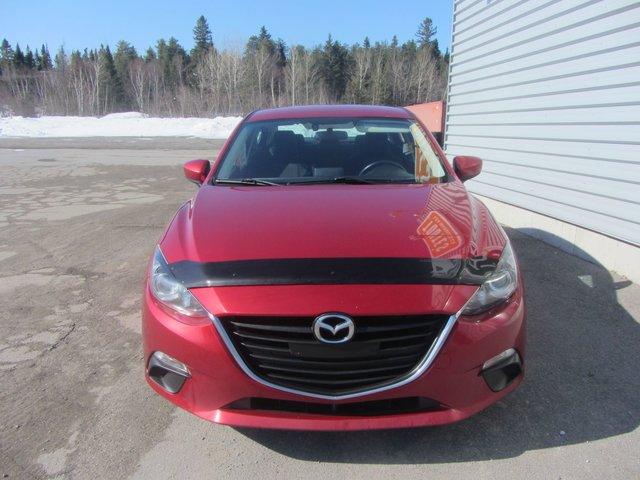Mazda Mazda3 GS 2015 CAMERA+GPS+SIEGES CHAUFFANT