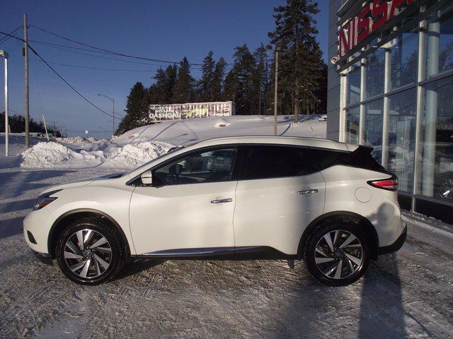 Nissan Murano PLATINUM 2017 DÉMO