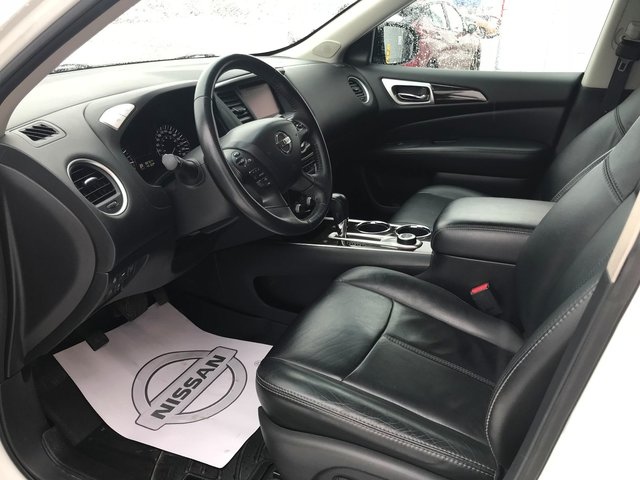 Nissan Pathfinder SL 2014
