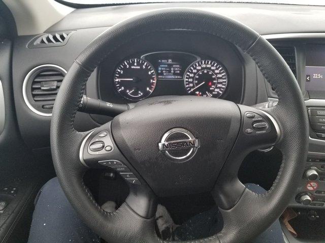 Nissan Pathfinder SL 2017 EQUIPEMENT COMPLET