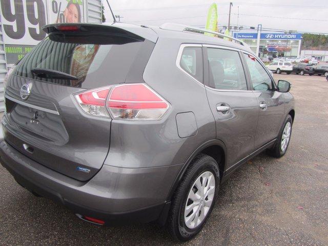 Nissan Rogue S 2015 SIEGE CHAUFFANTS