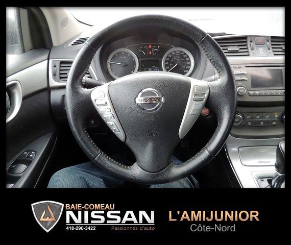 Nissan Sentra SR 2014 JUPES + A/C + GROUPE ELECTRIQUE