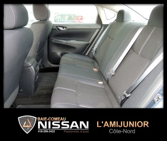 Nissan Sentra S 2016 COMME NEUF!!!