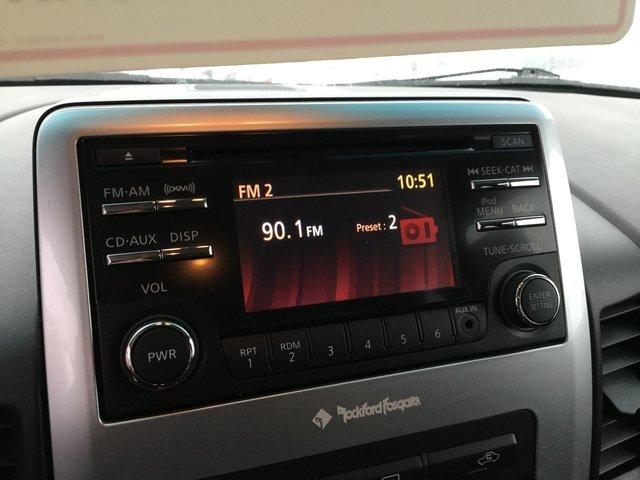 Nissan Titan Pro-4X 2013