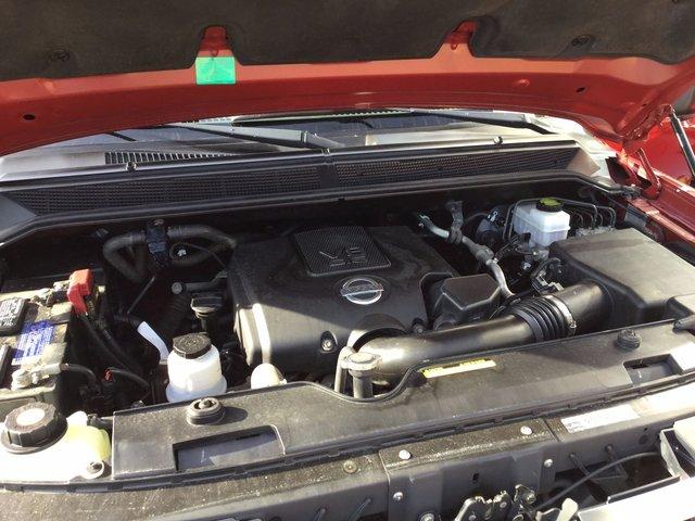 Nissan Titan PRO4X LUXE 2013 CUIR + TOIT + NAV