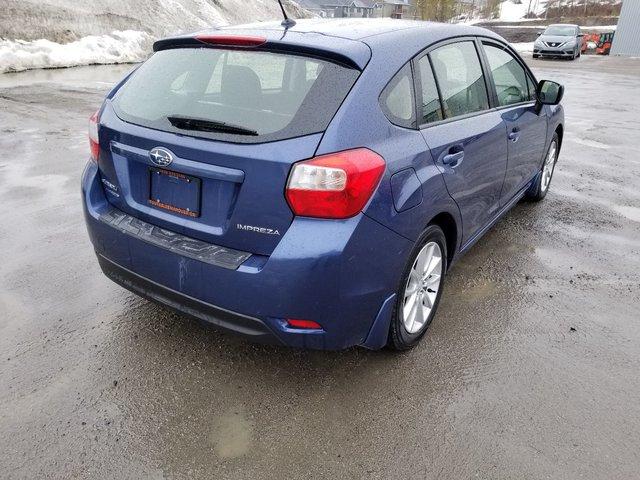 Subaru Impreza 2.0i w/Touring Pkg 2013 WOW