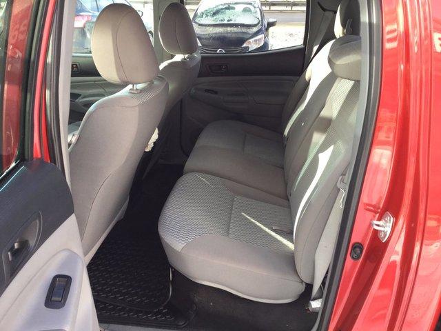 Toyota Tacoma DOUBLE CAB SR5 4X4 2013 BAS KILO !!
