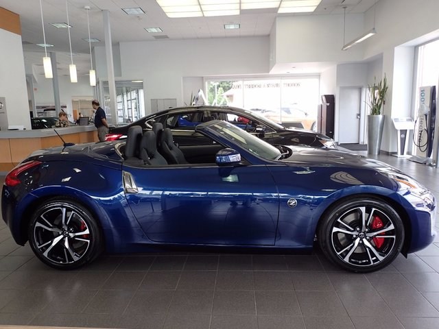 ... 2018 Nissan 370Z Touring Roadster Sport 6 Speed * Leather, Navi, Cooled  Seats ...