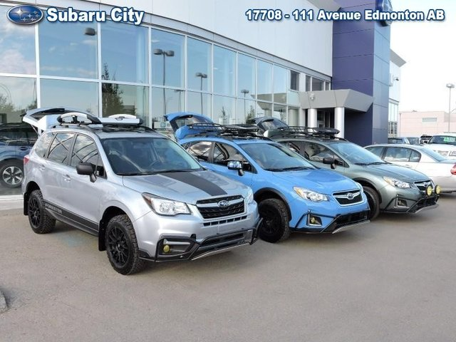 2017 Subaru Forester 2 5i Touring Auto used for sale in OFF