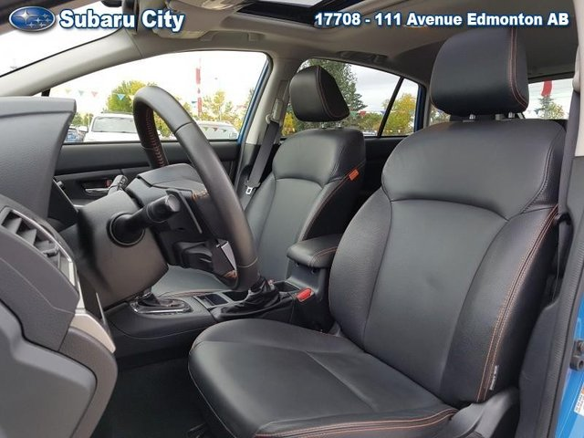 2017 Subaru Xv Crosstrek Limited Package With Technology Package