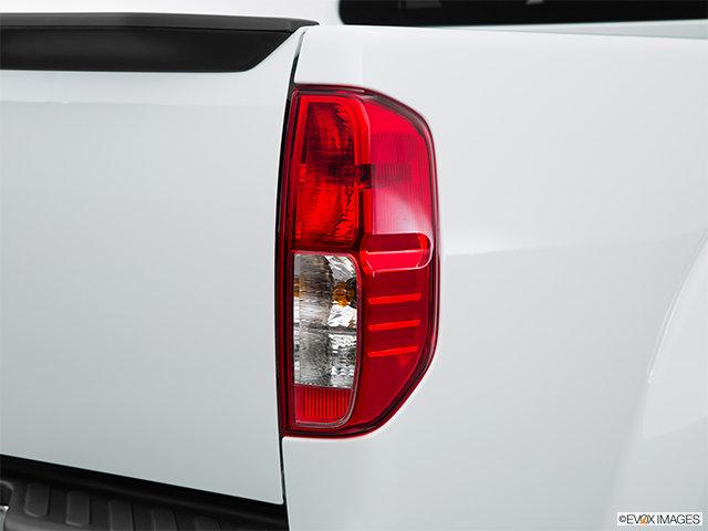 Nissan Frontier S 2016