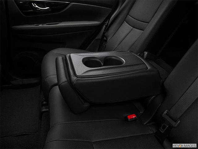 Nissan Rogue SL PLATINE 2017