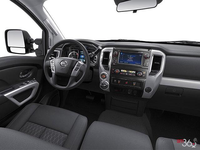 Nissan Titan XD Diesel SV 2017