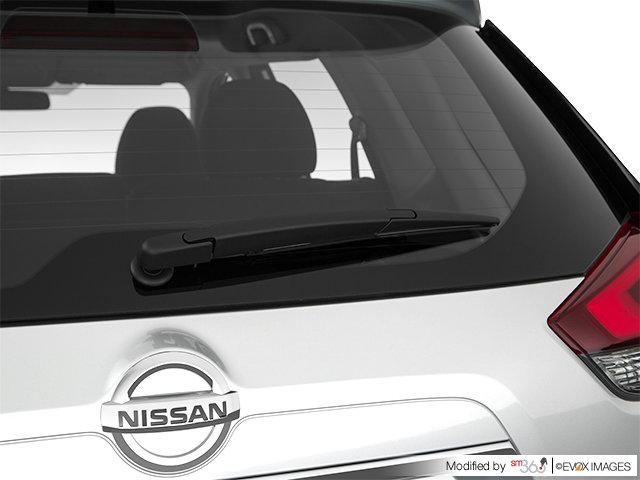 Nissan Rogue S 2018