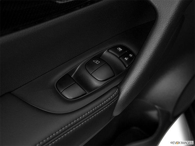 Nissan Rogue SL PLATINE 2018