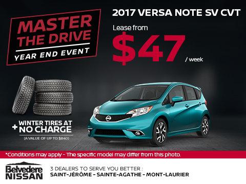 2017 Versa Note