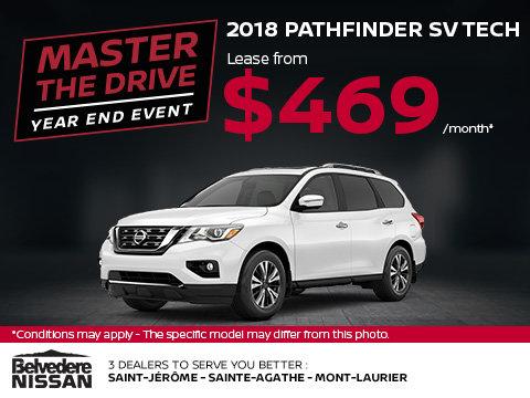 Get the 2018 Pathfinder!
