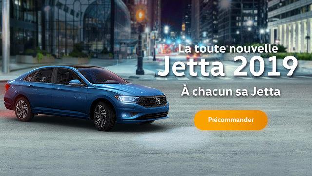La toute nouvelle Jetta 2019 (mobile)