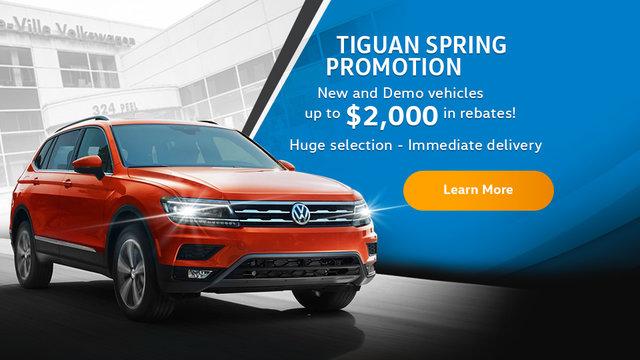 2018 Tiguan - $2,000 (mobile)