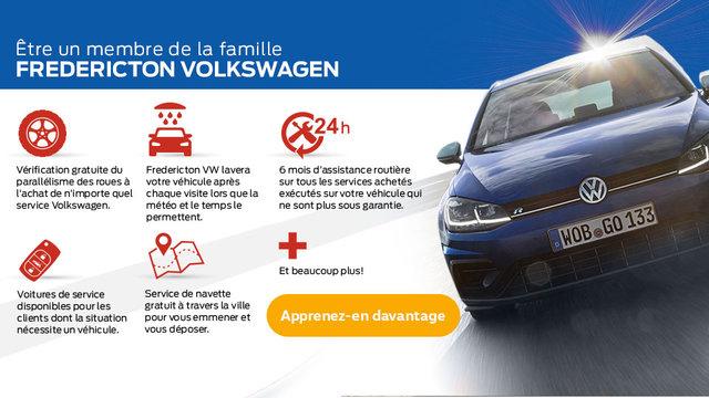 Être un membre de la famille Fredericton Volkswagen (mobile)