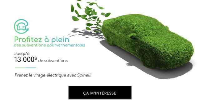 Rabais véhicules électriques (mobile)