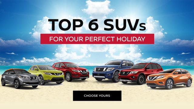 Top 6 SUV (mobile)
