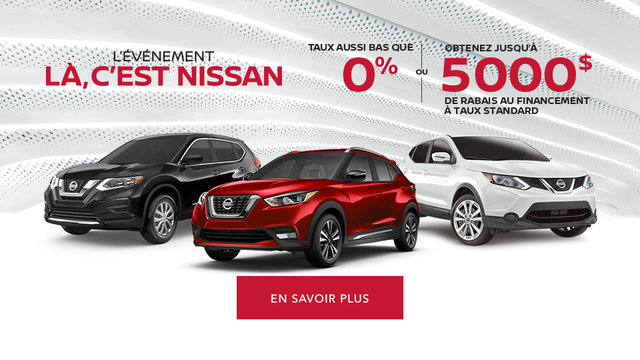 L'Événement Là c'est Nissan (mobile)