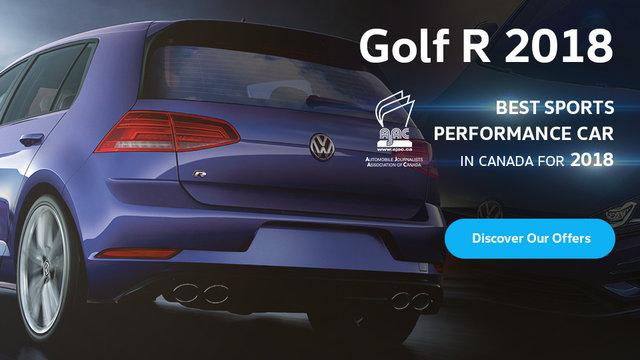 Golf R 2018 (Mobile)